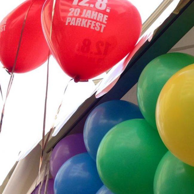 LesbiSchwules Parkfest