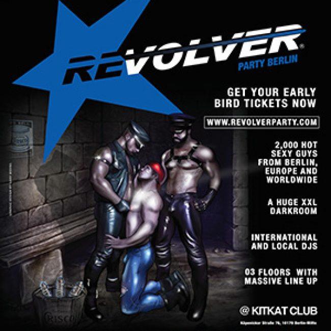 Revolver Party Berlin
